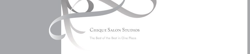 Chique Salon Studios - The Best of the Best in One Place